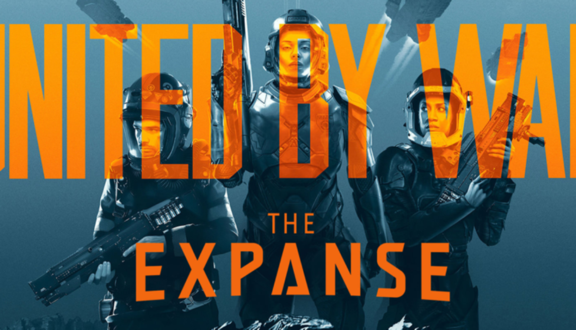 THE EXPANSE   360º Video: Battle on Mars in Virtual Reality   SYFY